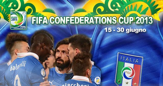 Messico-Italia Confederations Cup 2013: ultime su probabili formazioni e diretta tv