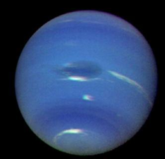Sistema solare scoperta nuova Luna di Nettuno denominata S/2004 N 1