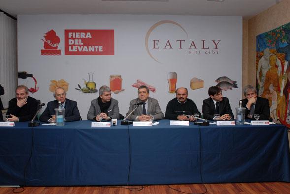 Eataly Bari: oggi 31 luglio 2013 inaugurazione del più grande polo dell'alimentazione del sud
