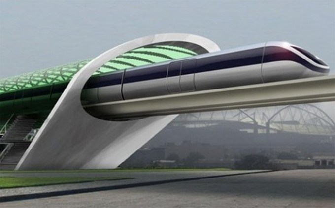 Hyperloop tutti i particolari e curiosit del treno for Hyperloop italia