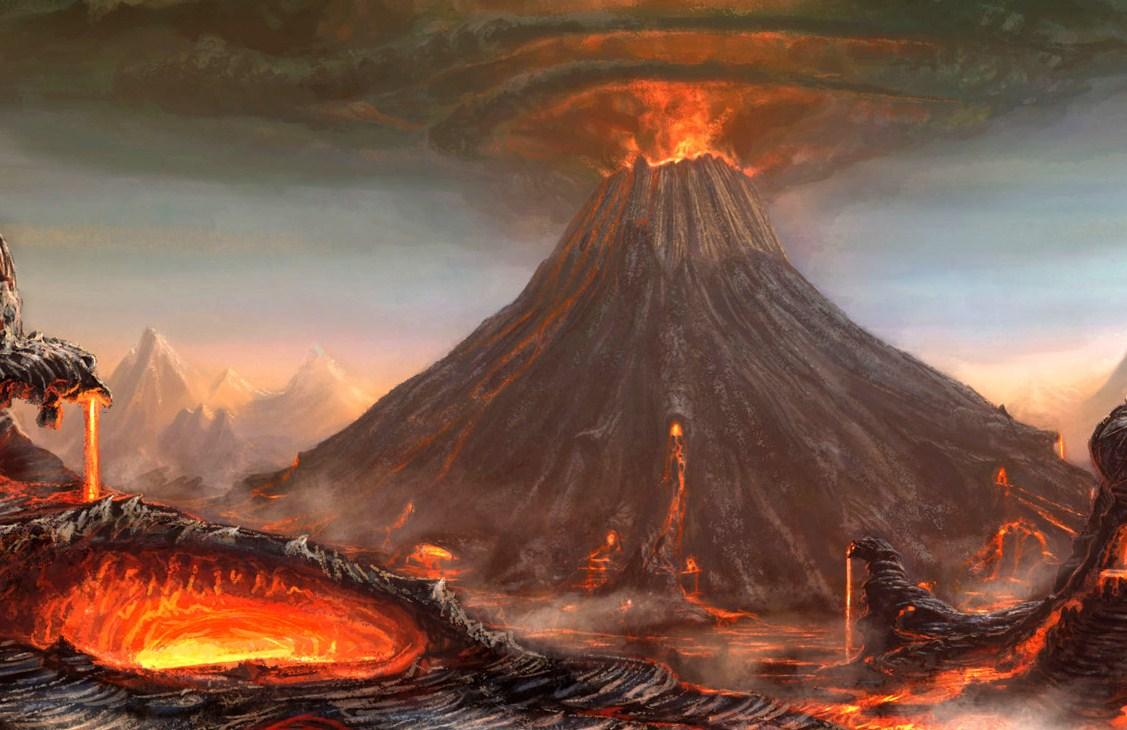 In Giappone scoperto il vulcano più grande del mondo, ha le dimensioni dell' Italia