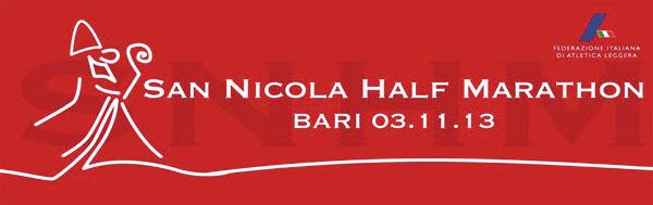 Corsa San Nicola Half Marathon Bari: programma evento e informazioni iscrizioni