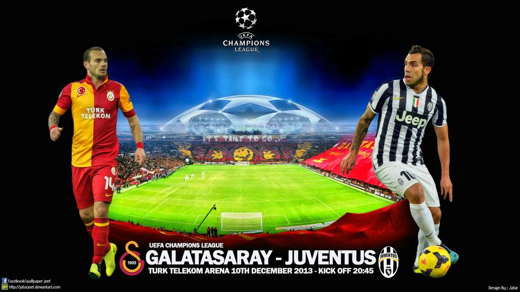 Galatasaray-Juventus-cronaca-gara-e-video-fasi-salienti