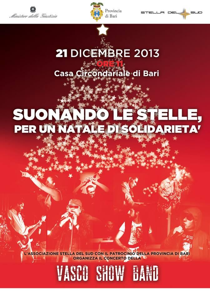 Vasco Rossi Show Band: nuovo concerto 21 dicembre nel carcere di Bari