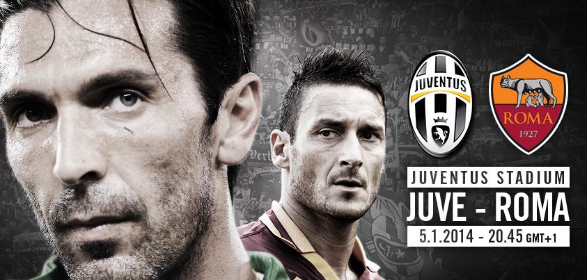 Juventus – Roma streaming: diretta live per smartphone, tablet e internet