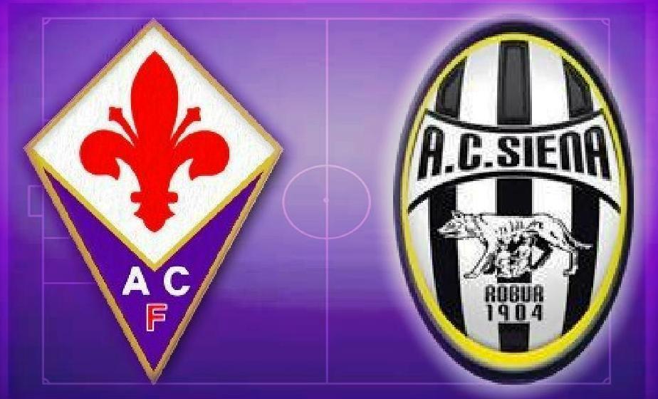 Diretta Fiorentina-Siena streaming gratis: partita live oggi quarti Tim Cup 2014