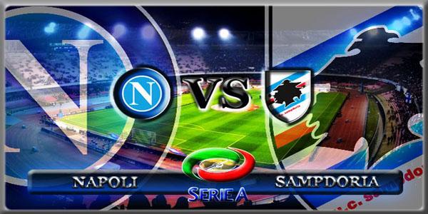 Napoli – Sampdoria streaming: diretta live per smartphone, tablet e internet