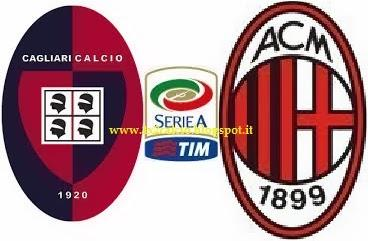 Diretta streaming Cagliari – Milan gratis: partita live oggi serie A, ultime formazioni