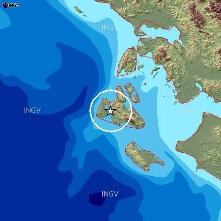 Terremoti in tempo reale: ultime notizie oggi scosse Grecia, Gubbio e Liguria