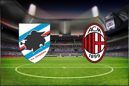 sampdoria- milan - photo #6