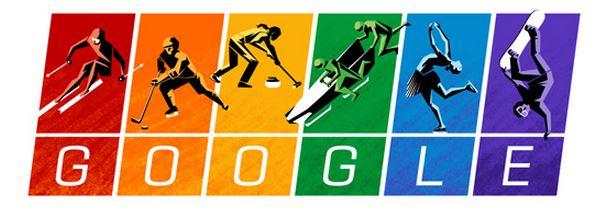 Carta Olimpica: Google dedica il logo di oggi, doodle, ai diritti dell'uomo