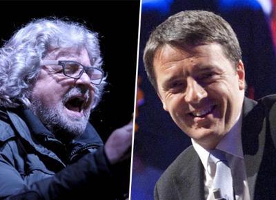 Ultimi sondaggi politico elettorali Europee 2014: Renzi e Grillo su, giù Berlusconi