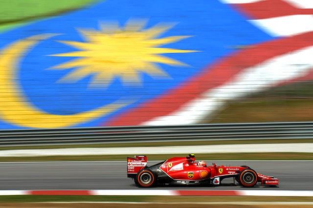 Diretta Sky F1 Gran Premio Malesia 2014 gara oggi streaming gratis: live circuito Sepang