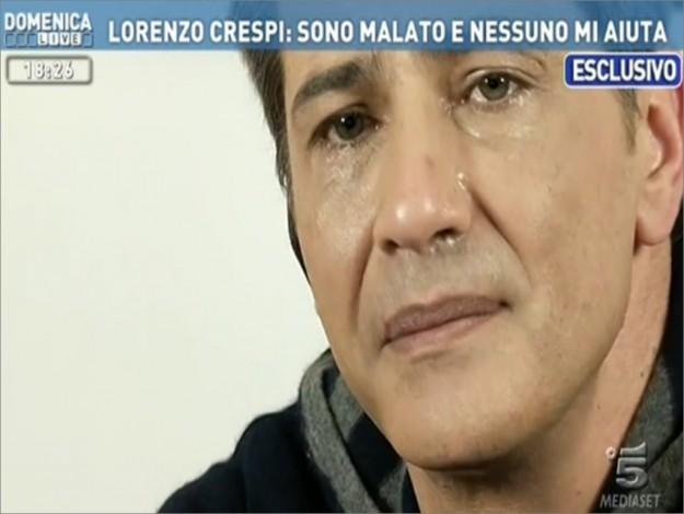 Lorenzo-Crespi-malato-ultime-notizie-stato-salute-video-partecipazione-da-Barbara-d'Urso