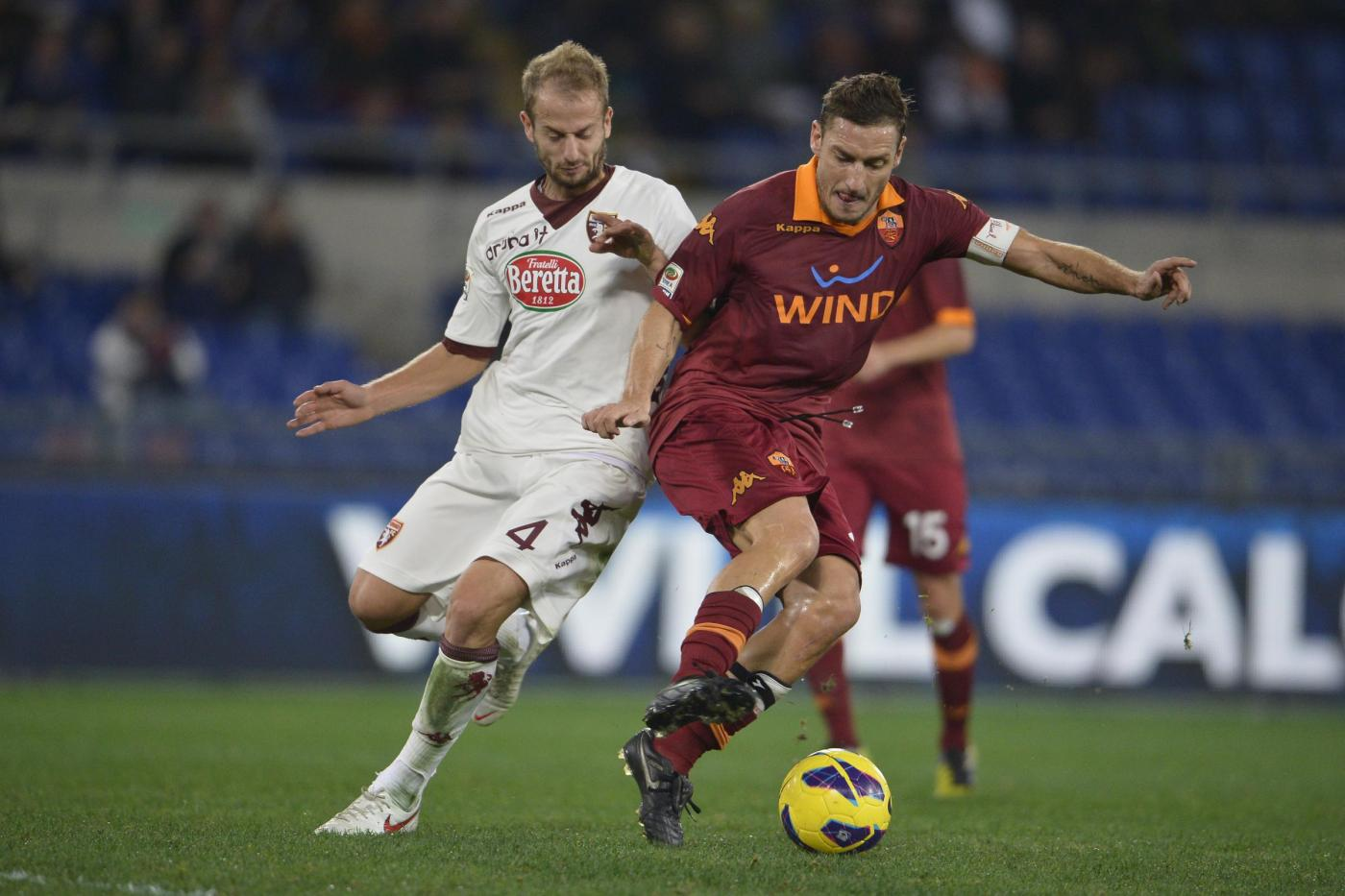 Roma-Torino wiziwig streaming gratis: diretta Sky live oggi serie A