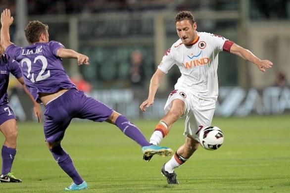 Diretta oggi Fiorentina-Roma LiveTv streaming gratis: partita live su Sky Go