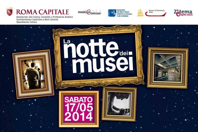 Notte-dei-Musei-Roma-2014-elenco-eventi-di-oggi-e-programma-spettacoli