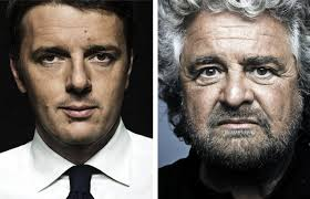 """Grillo-a-Renzi-""""ci-stai-o-no""""-la-replica-del-Premier-ci-vediamo-mercoledì"""
