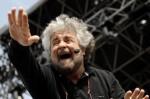 """Beppe-Grillo-oggi-a-Bergamo-""""Vinciamonoi""""-tour-diretta-streaming-comizio-su-""""la-cosa-YouTube"""""""