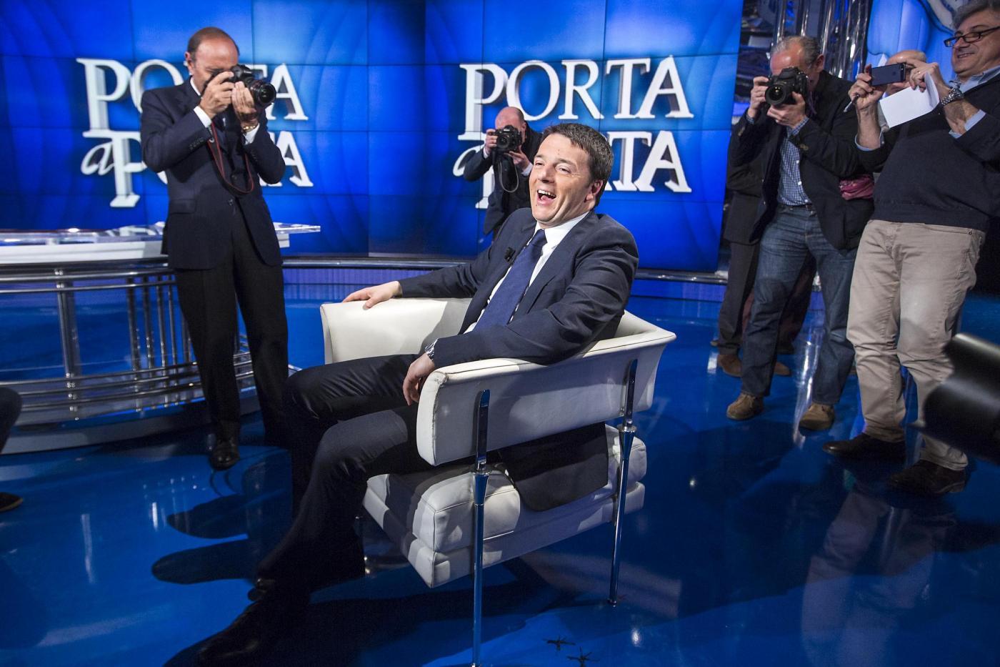 "Rai.tv-Diretta-Streaming-oggi-Matteo-Renzi-da-Vespa-a-""Porta-a-Porta"""