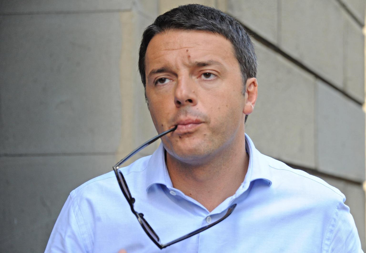 Roma-Renzi-replica-su-dimissioni-di-Marino-nessuna-congiura