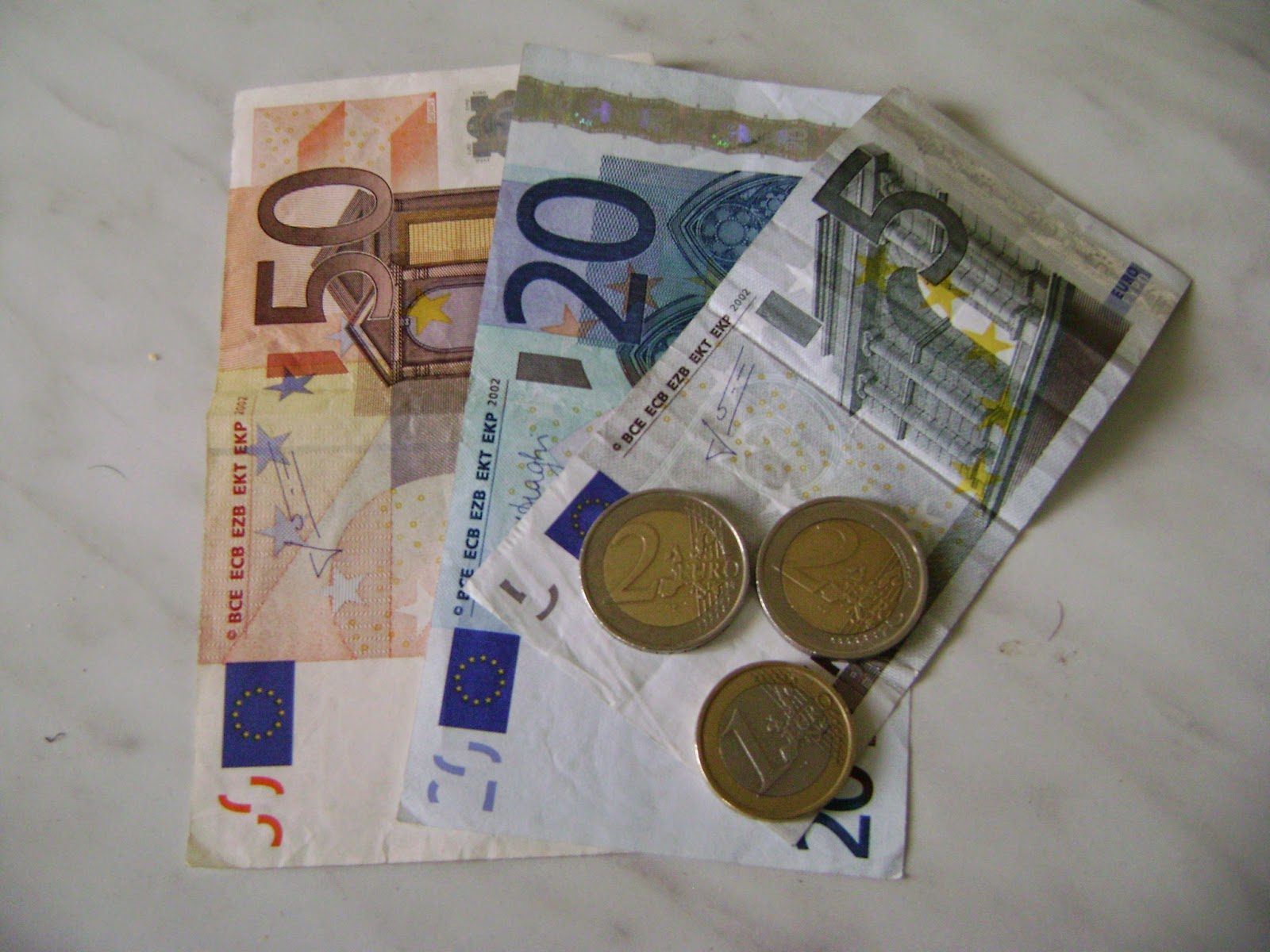 80 Baht In Euro