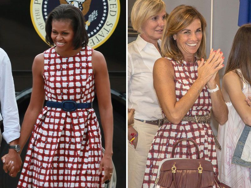 Cristina-Parodi-first-lady-di-Bergamo-per-scaramanzia-indossa-l-abito-di-Michelle-Obama