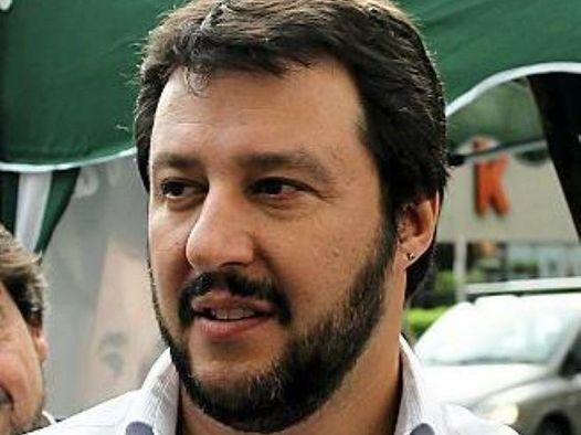 Matteo Salvini pronto alla collaborazione con Renzi ma detta le condizioni
