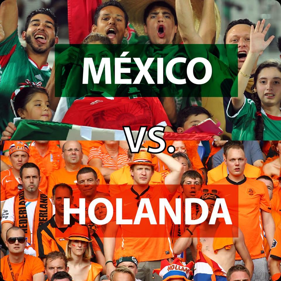 Diretta Rai tv oggi Olanda – Messico streaming gratis live ottavi di finale