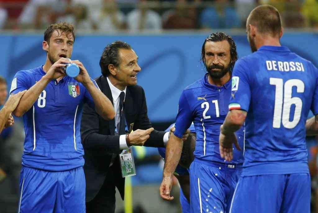 Disastro Italia: si dimettono Prandelli e Abate, lascia anche Pirlo, incerto Buffon