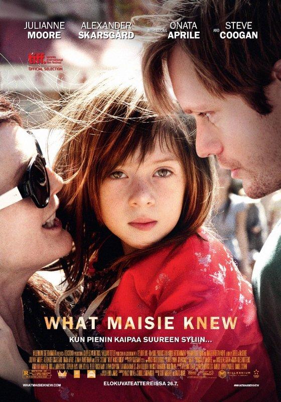 """""""Quel che sapeva Maisie"""": film tratto da romanzo di James del 1987 ma attualissimo"""