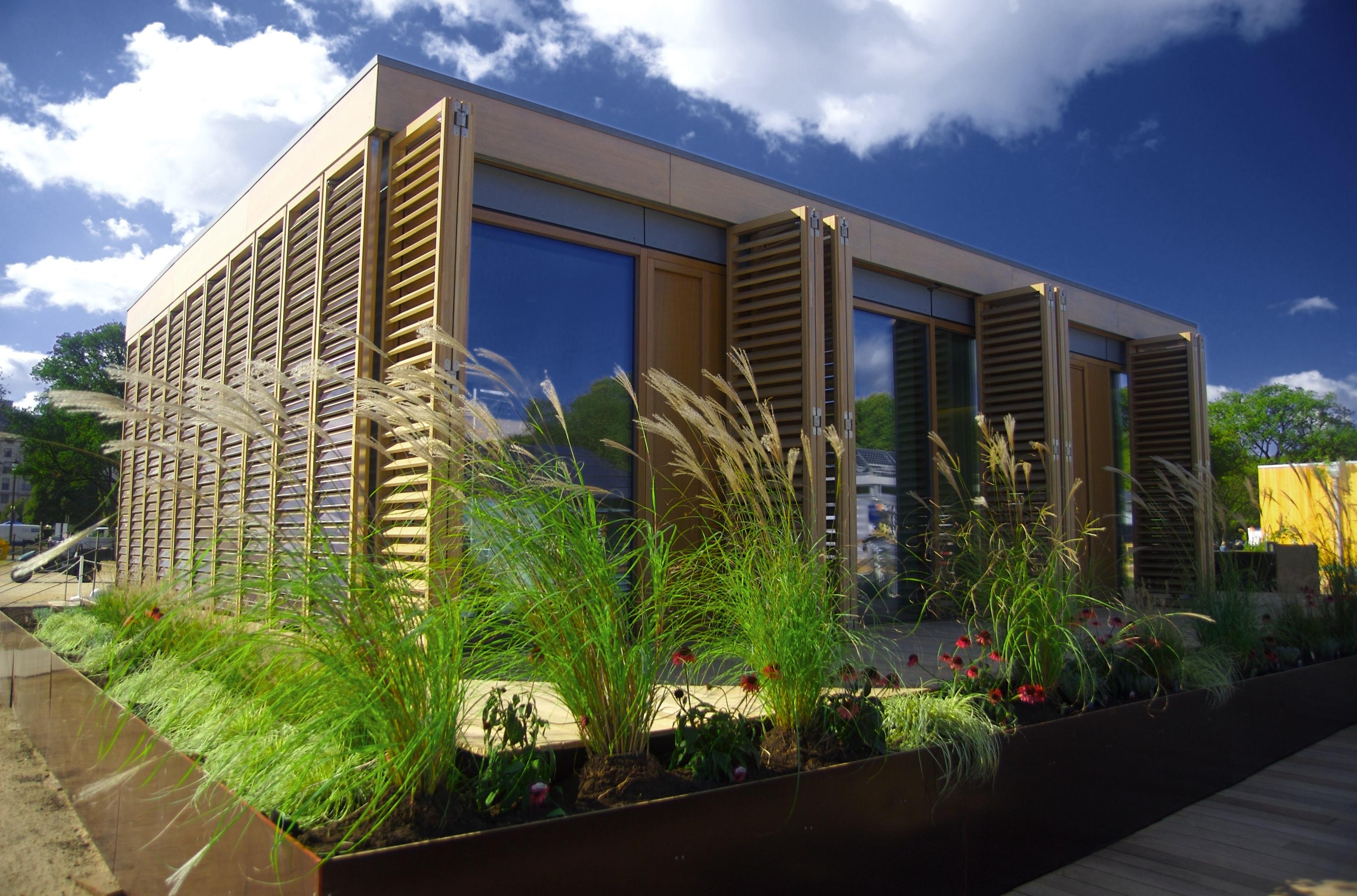 Solar Decathlon: è progettata in Italia una casa alimentata solo ad energia solare
