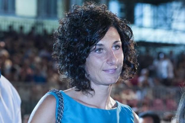 """Agnese-Landini-in-Renzi-oggi-a-Firenze-per-iniziativa-sociale-""""Insieme-per-crescere"""""""