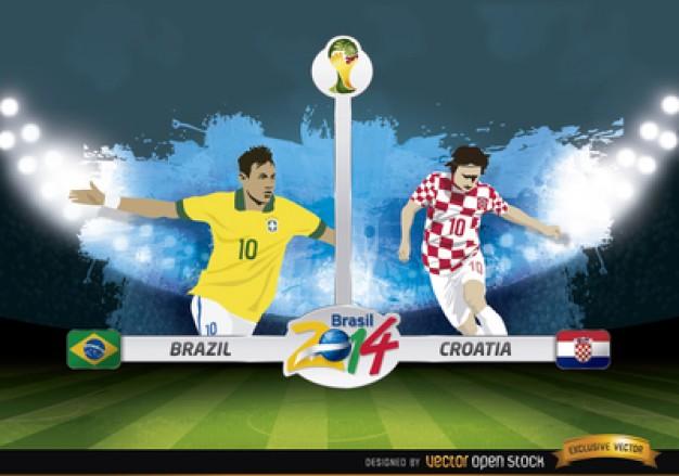 Diretta oggi Rai tv Brasile – Croazia live streaming inaugurazione mondiale 2014