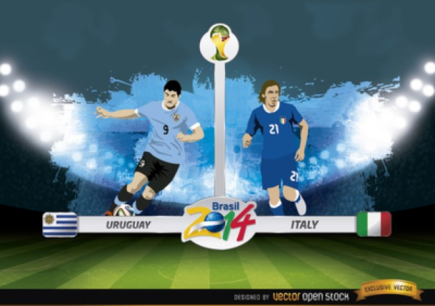 Diretta live Rai Tv Italia - Uruguay streaming gratis partita oggi azzurri
