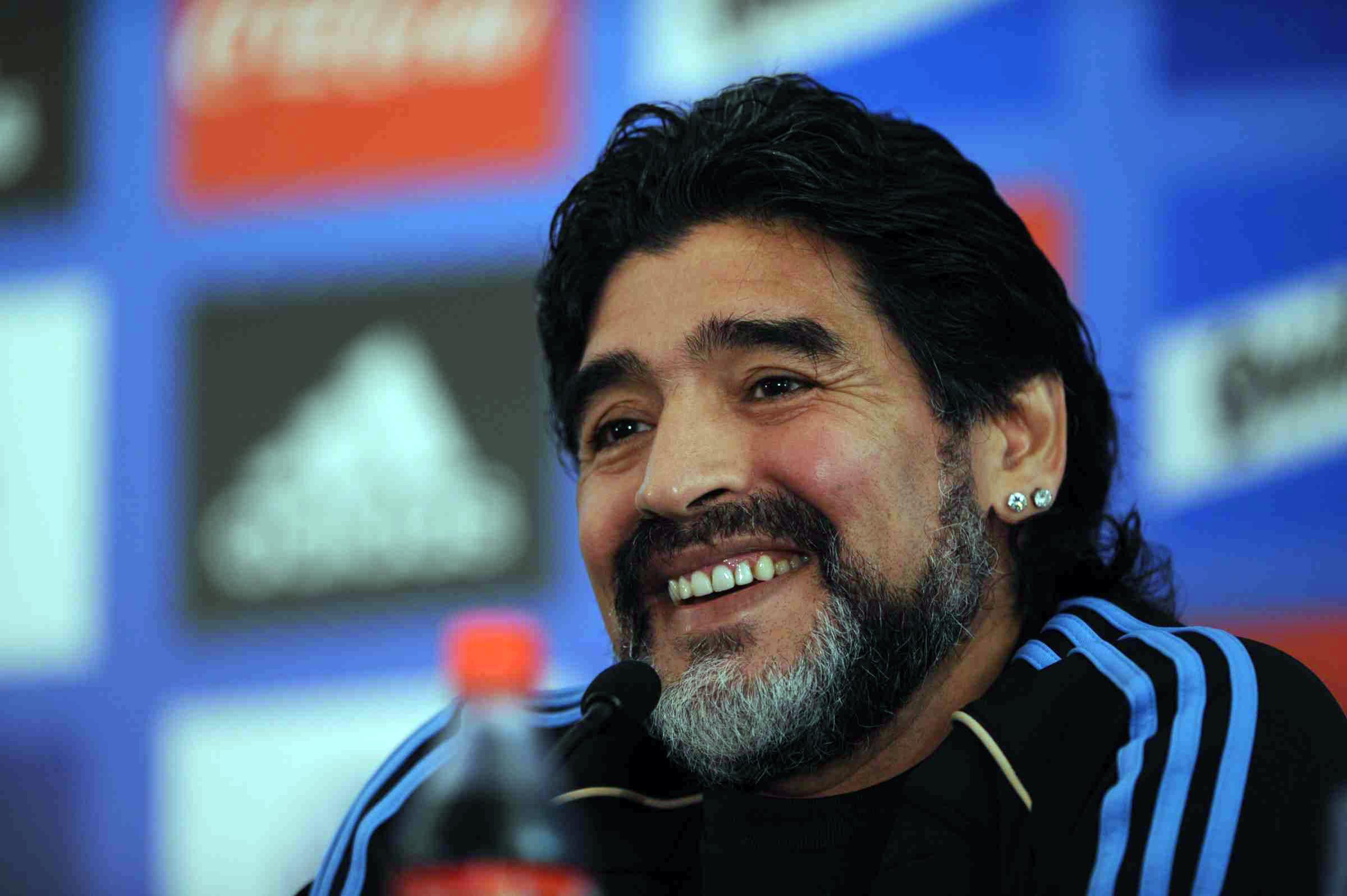 Maradona previsioni mondiali: grosse difficoltà per Brasile e finale Germania-Belgio
