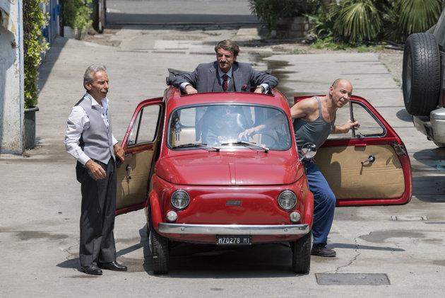 """Aldo, Giovanni e Giacomo ritornano al cinema con il film  """"il ricco, il povero ed il maggiordomo"""""""
