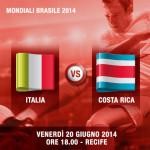 Diretta-Italia – Costa-Rica-streaming-gratis-live-oggi-su-Rai-Tv