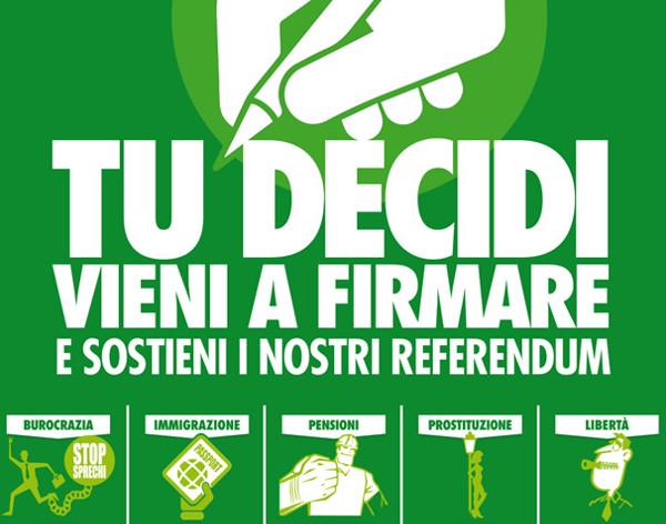 Referendum abrogazione riforma pensioni Fornero: oggi ultimo giorno raccolta firme