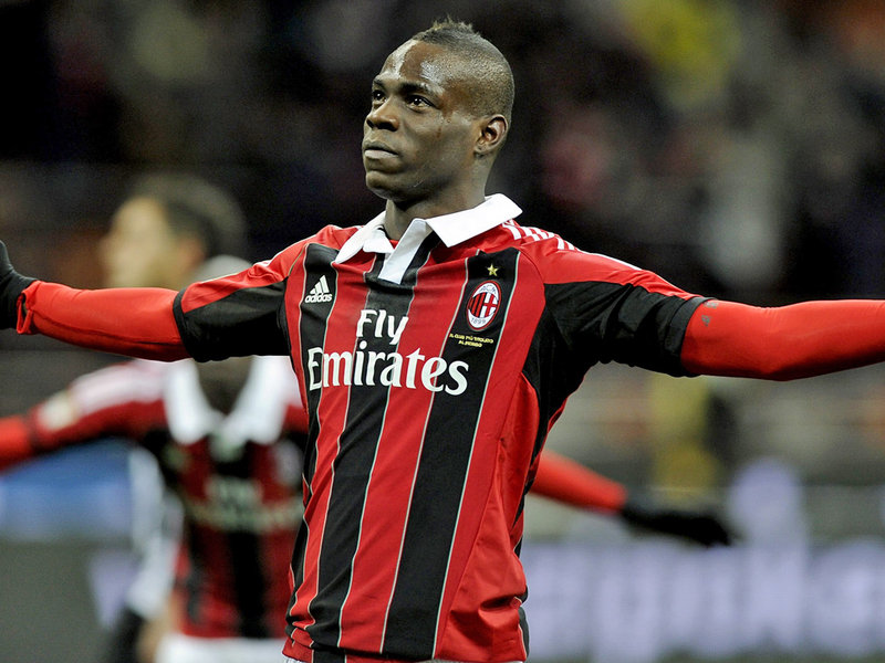 Calciomercato Milan ultime news Mario Balotelli spaventa l'Arsenal
