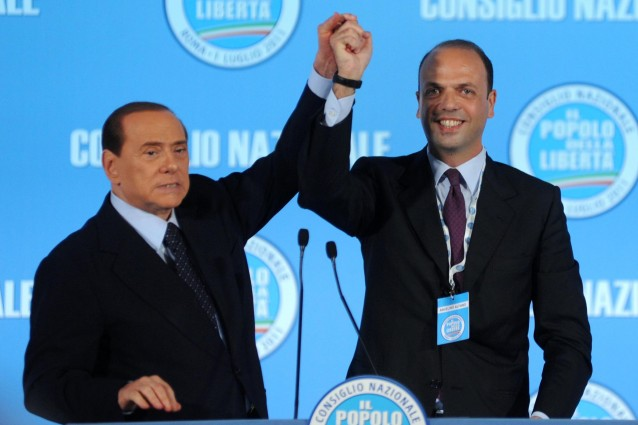 """Berlusconi-ad-Alfano-basta-litigare-lavorare-per-riunificare-il-centrodestra"""""""