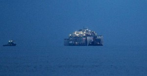 Diretta-streaming-oggi-arrivo-Costa-Concordia-porto-di-Genova