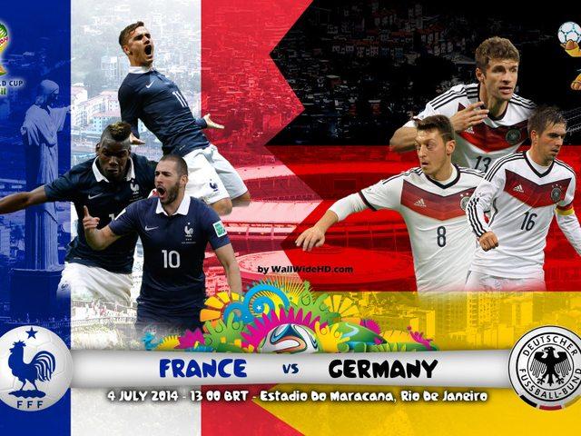 Diretta streaming mondiali  Francia - Germania: partita live oggi su Sky Go