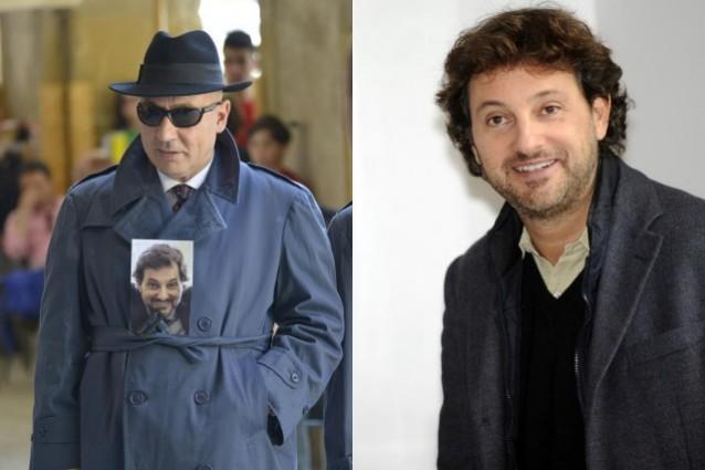 Striscia la Notizia la conduzione del tg satirico affidata a Pieraccioni e Battista