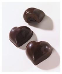 Cioccolato fondente in piccole dosi è un toccasana per la circolazione sanguina