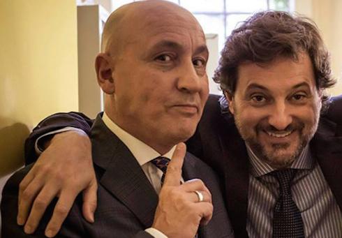 Striscia la notizia grande sorpresa i nuovi conduttori saranno Pieraccioni e Battista