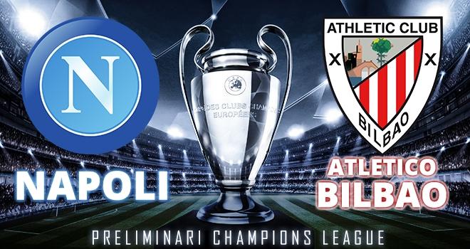 Diretta Sky Go Napoli – Atletico Bilbao streaming gratis: live oggi per abbonati