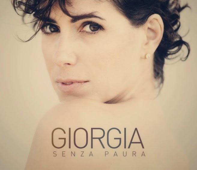 """Giorgia supera tutti in classifica ed è prima con l'album """"Senza paura"""""""