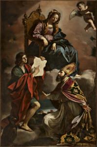Clamoroso a Modena rubato prezioso quadro del Guercino perché non funzionava allarme