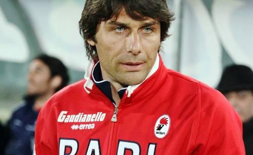 Antonio Conte ex allenatore Bari è il nuovo CT della nazionale italiana